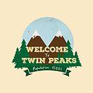 «Bienvenido a Twin Peaks» de Plan8