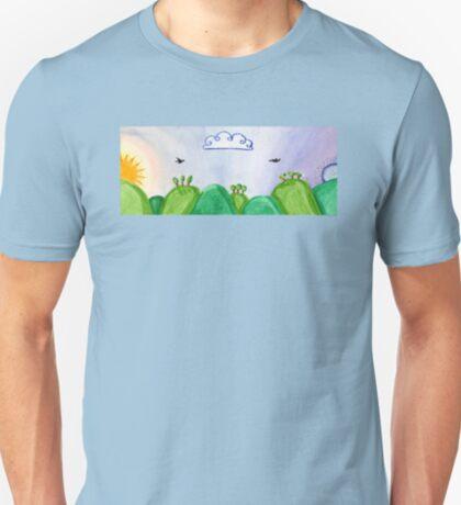 Morning, Noon And Night  Tee T-Shirt