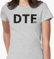 DTFish Women's Fitted T-Shirt