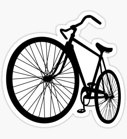Le Bike Sticker