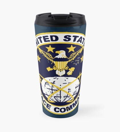 United States Space Command Travel Mug