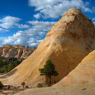 Sandstone Dome by Clayhaus