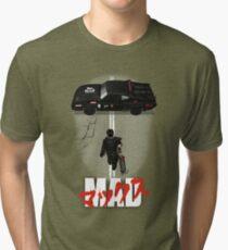 The Mad Warrior Tri-blend T-Shirt