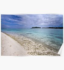 Reef of Rarotonga Poster