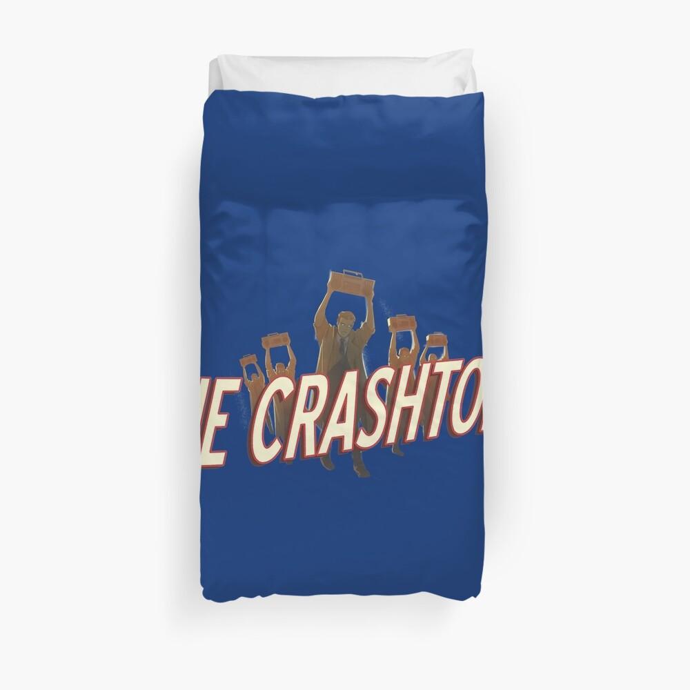 THE CRASHTONES! Duvet Cover