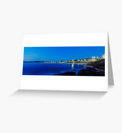 Maroubra Beach - Awakening , A Different Feel Greeting Card