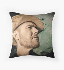 ...Fred Smith, musician II... Throw Pillow