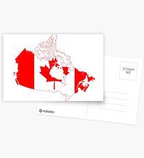 Canada Postcards