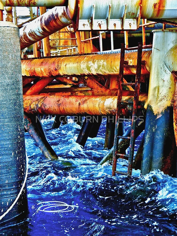 Oil Painting by NICK COBURN PHILLIPS