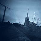 Portland, All Saints Catholic Church by Soxy Fleming