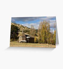 Oast house Greeting Card