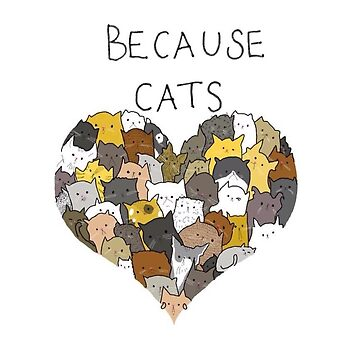Because Cats by savhynes