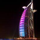 Burj Al Arab by Scott Carr
