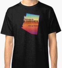 Copy of Copy of Copy of Copy of Kopie von Welcome to Michigan-Mackinac Classic T-Shirt