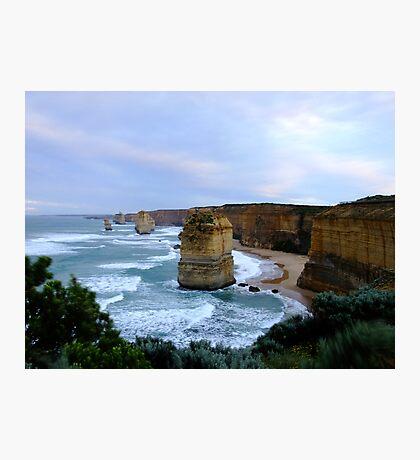 Apostles at Sun Rise - Great Ocean Road, Victoria Photographic Print