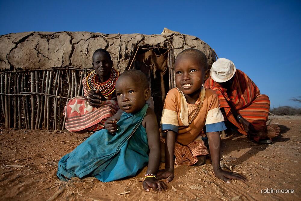 Samburu life by robinmoore