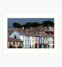 North Wales Art Print