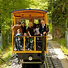 Nerobahn funicular, Wiesbaden, Germany. by David A. L. Davies