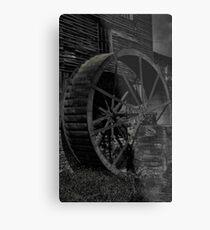 White's Mill Metal Print