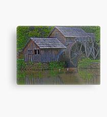 Mabry Mill, Virginia Metal Print