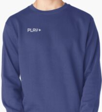 VHS PLAY Pullover