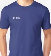 VHS PLAY Unisex T-Shirt