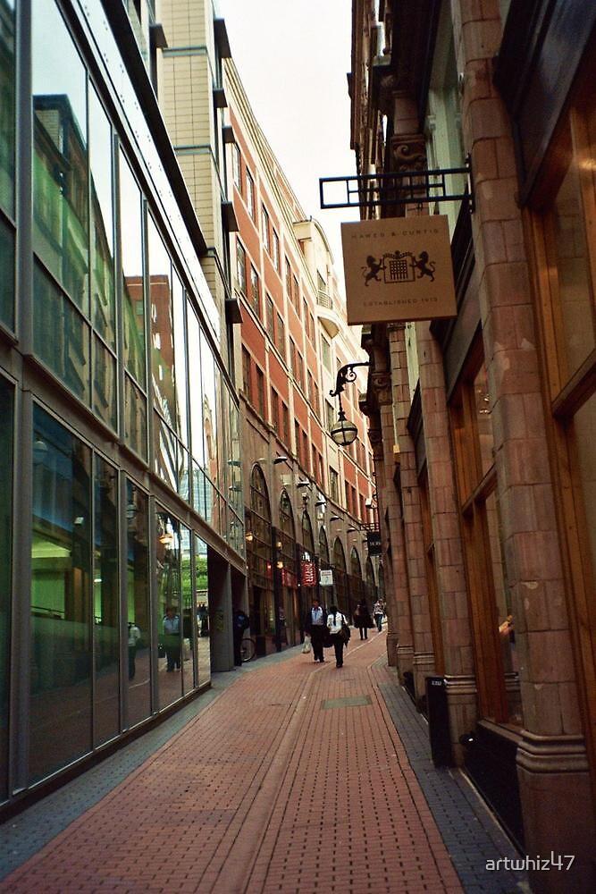 Needless Alley by artwhiz47