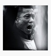 cry freedom (6x6) Photographic Print