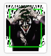 Joker Killing Joke Sticker
