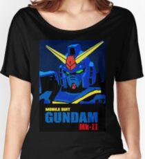 Gundam Mk-II (Titans Ver.) Women's Relaxed Fit T-Shirt