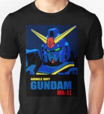 Gundam Mk-II (Titans Ver.) Unisex T-Shirt