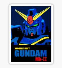 Gundam Mk-II (Titans Ver.) Sticker