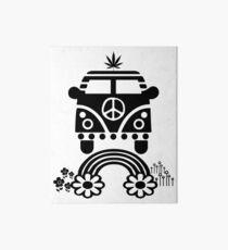 Hippie - Peace - Hanf - Generation - II Galeriedruck