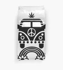 Hippie - Peace - Hanf - Generation - II Bettbezug