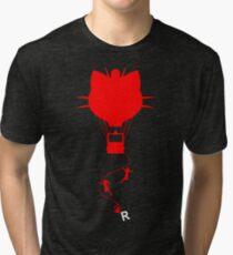 Camiseta de tejido mixto Equipo Rocket