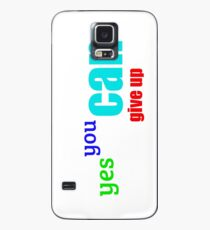 Lousy Message #2 Case/Skin for Samsung Galaxy