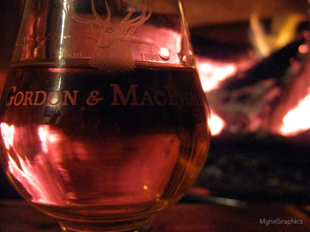 Warm Whisky by MynxGraphics