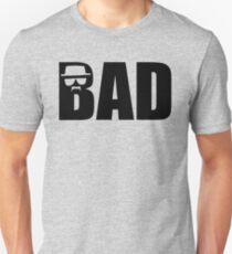 Bad - Breaking Bad Heisenberg T-Shirt