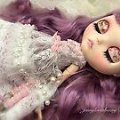 Custom Blythe Doll - Viola by Jenny Lee of Jennylovesbenny by jennylovesbenny