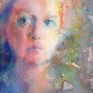 A Portrait A Day 31 - Benedicte by Yevgenia Watts
