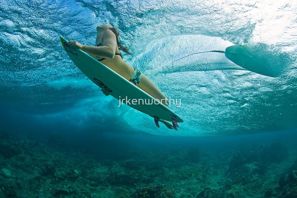Carissa Duck Dive by jrkenworthy