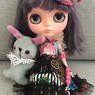 Custom Blythe Alice by Jenny Lee of Jennylovesbenny by jennylovesbenny