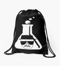 Heisenberg Flask Drawstring Bag