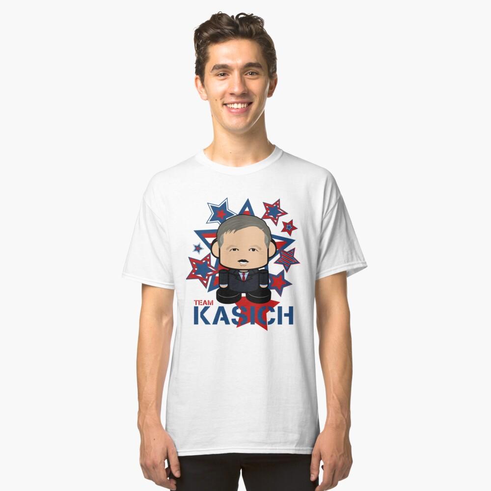 Team Kasich Politico'bot Toy Robot Classic T-Shirt