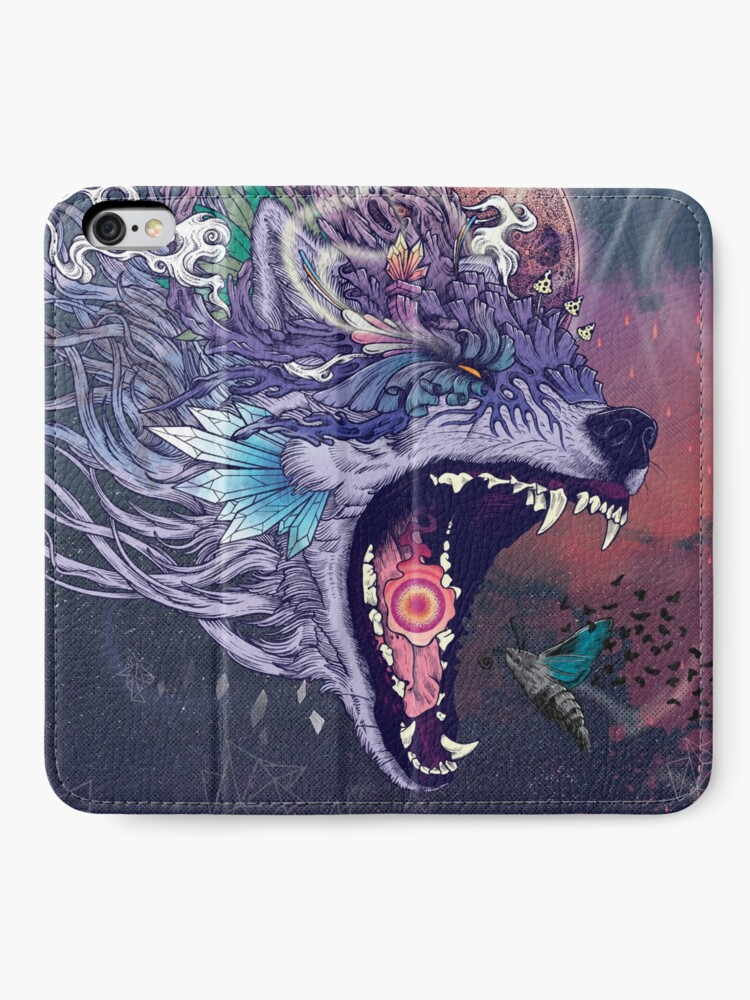 Alternate view of Kalopsia iPhone Wallet