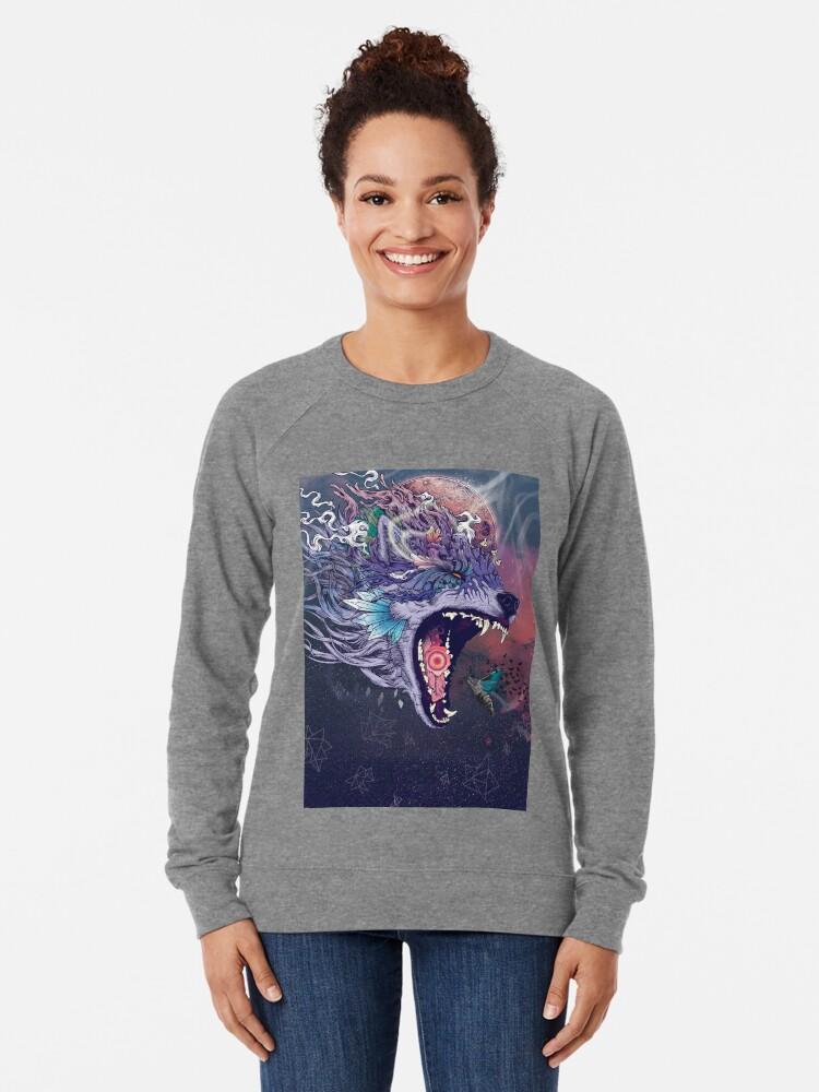 Alternate view of Kalopsia Lightweight Sweatshirt