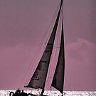 Lone Sailor by Clive