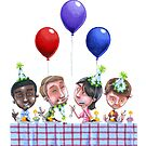 Birthday Party by jrutland