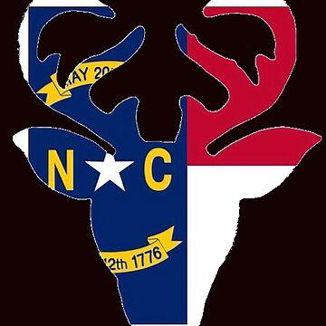 NC Deer by CleanSlate