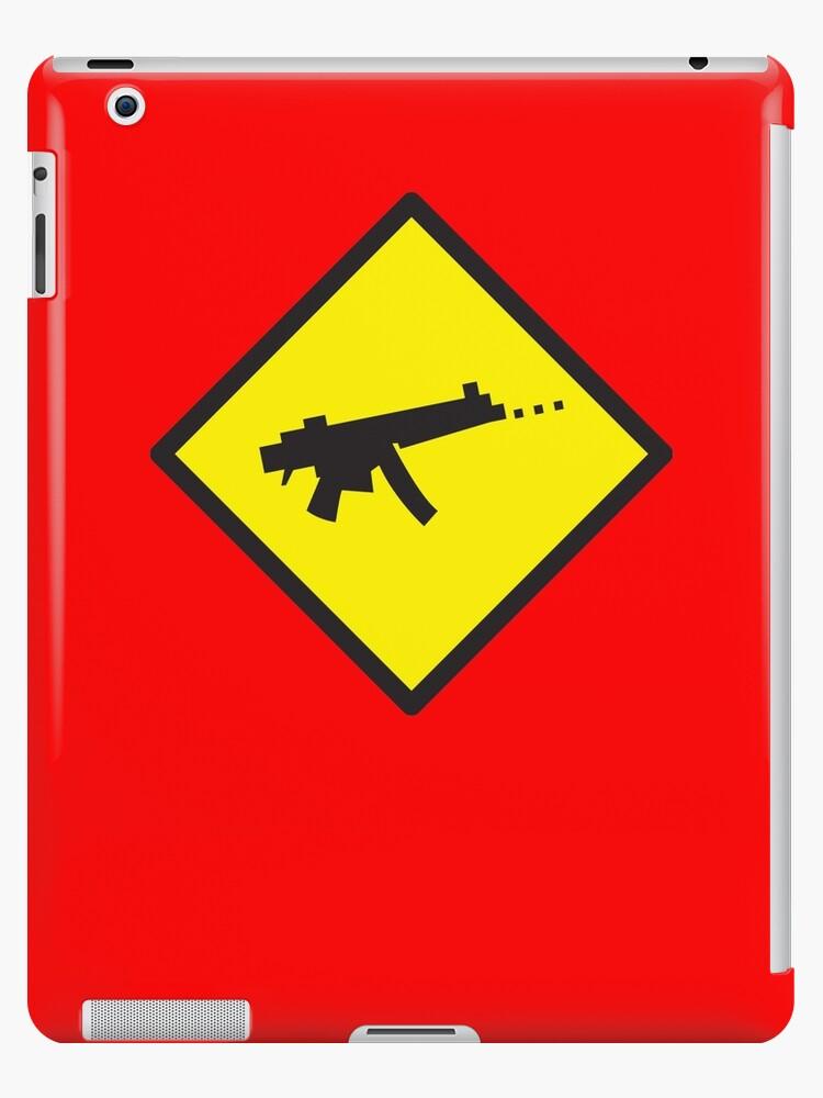 Beware Digital GAMER crossing design by jazzydevil
